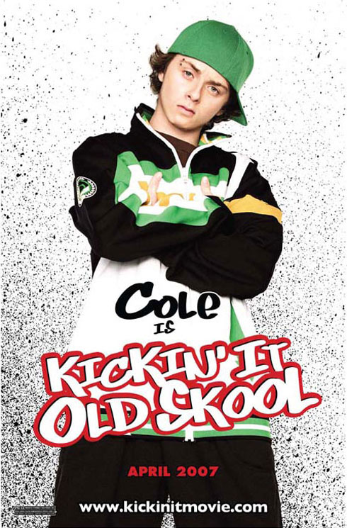 Kickin' It Old Skool Poster #3
