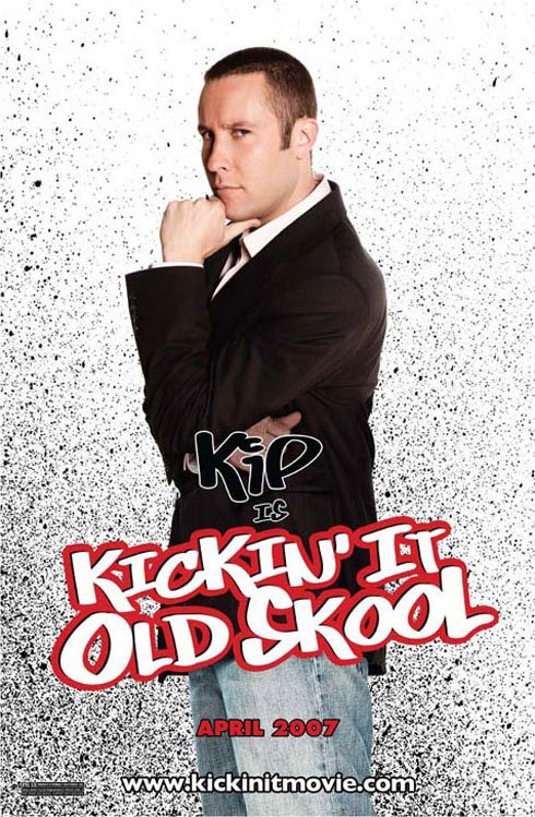 Kickin' It Old Skool Poster #5