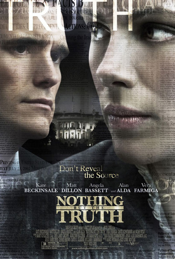 Nothing But the Truth Poster #1