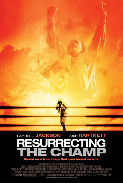 Resurrecting the Champ Poster #1
