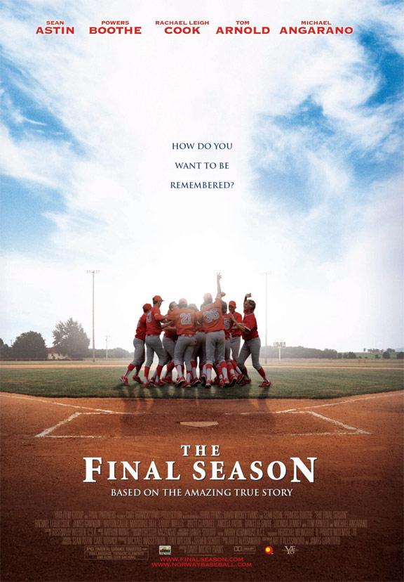 The Final Season Poster #1