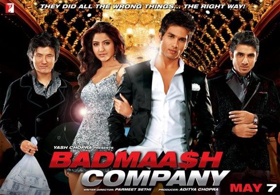 Badmaash Company Poster #2