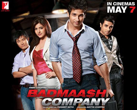 Badmaash Company Poster #1