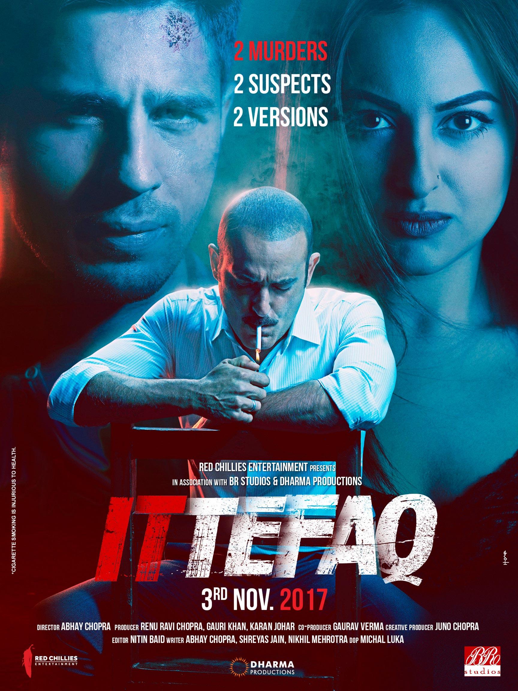 Ittefaq Poster #1
