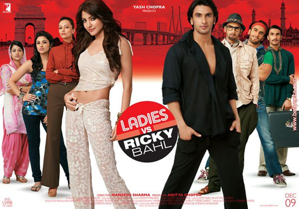Ladies vs Ricky Bahl Poster #1