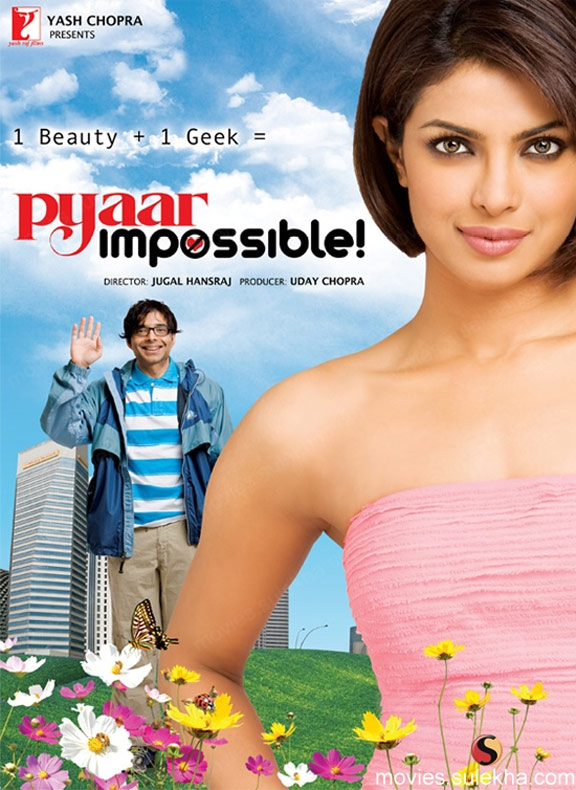 Pyaar Impossible Poster #1