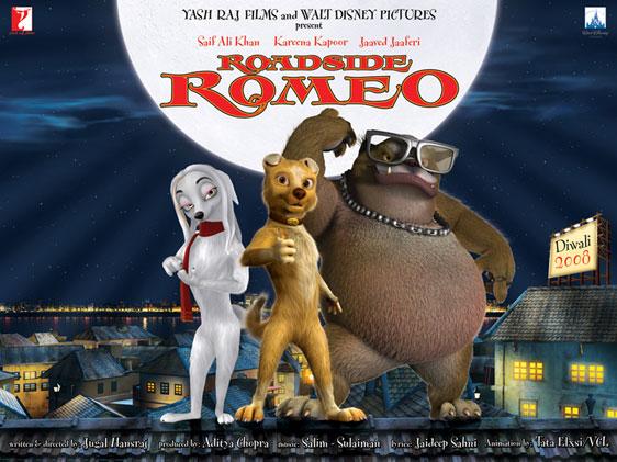 Roadside Romeo Poster #1