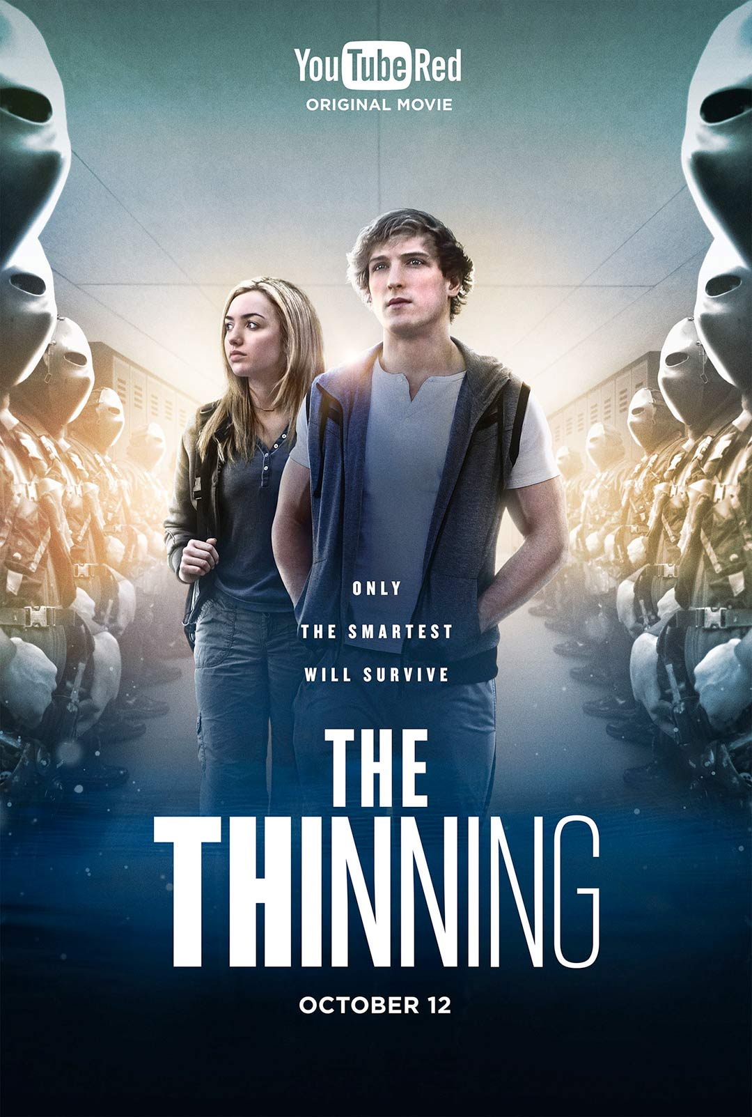 The Thinning Poster #1