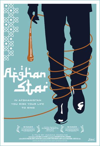 Afghan Star Poster #1