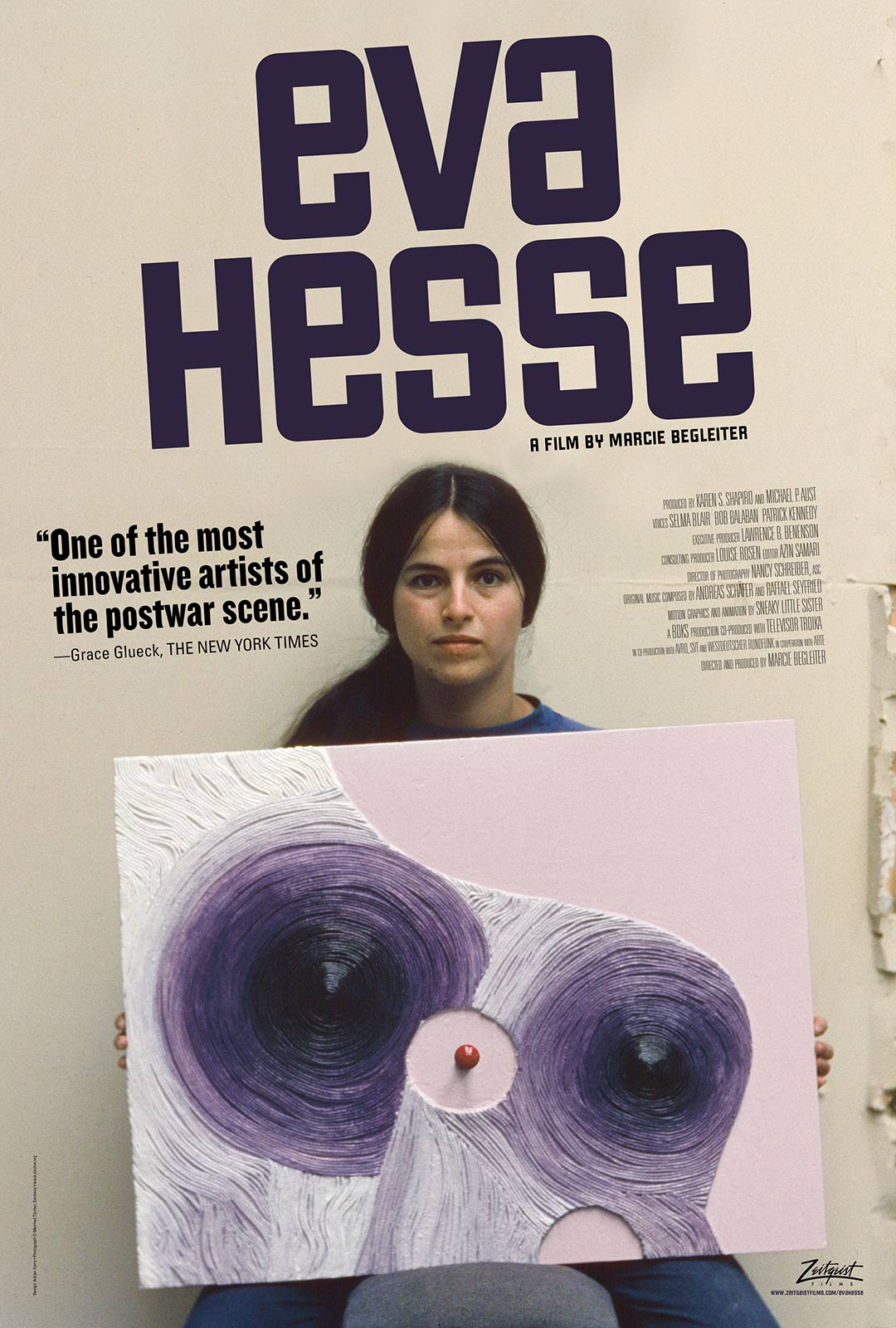 Eva Hesse Poster #1