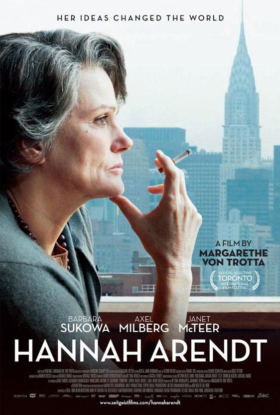 Hannah Arendt Poster #1