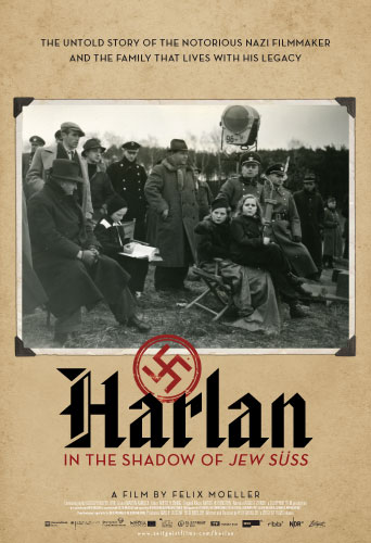 Harlan: In the Shadow of Jew Seuss Poster #1
