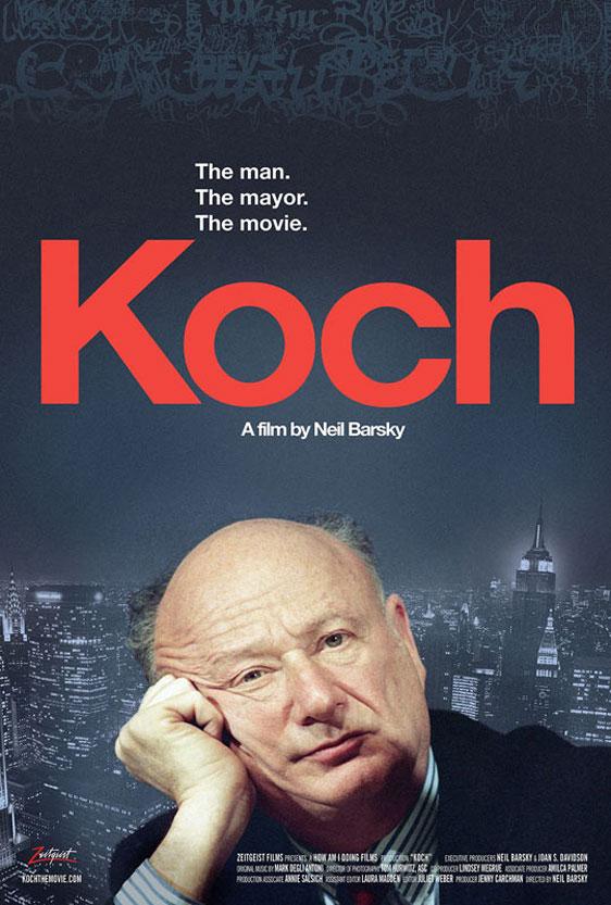 Koch Poster #1
