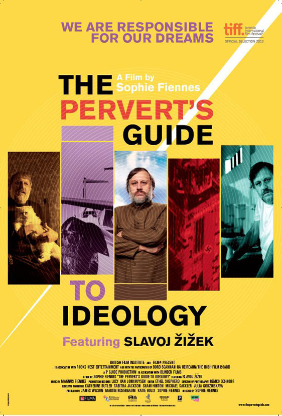 The Pervert's Guide to Ideology Poster #1