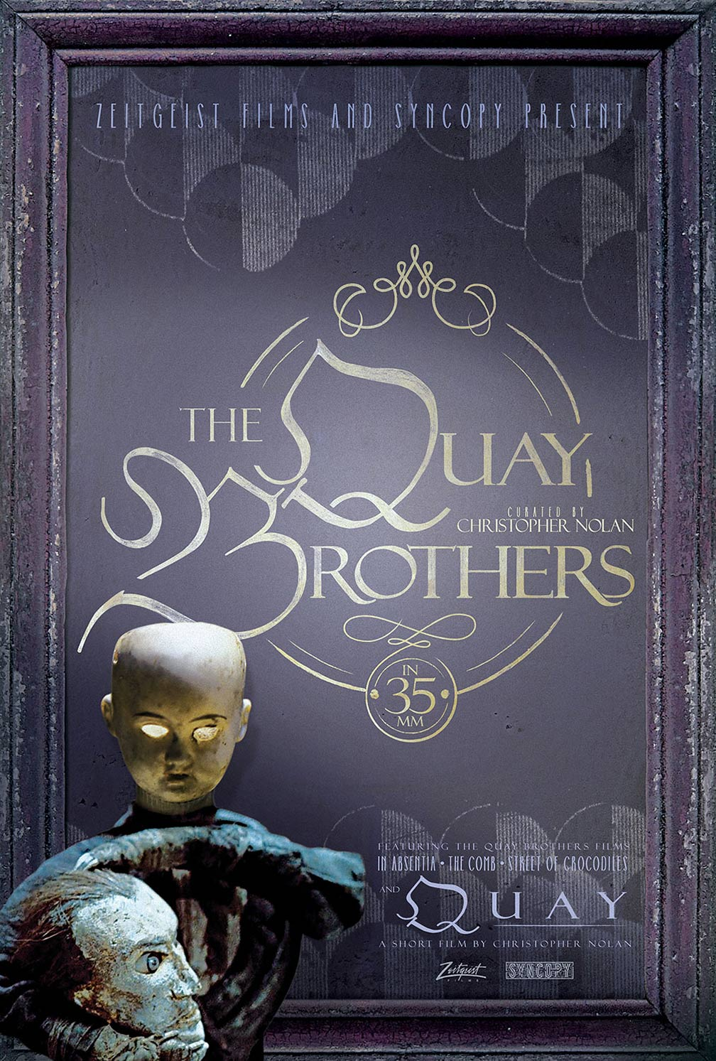 The Quay Brothers in 35MM Poster #1