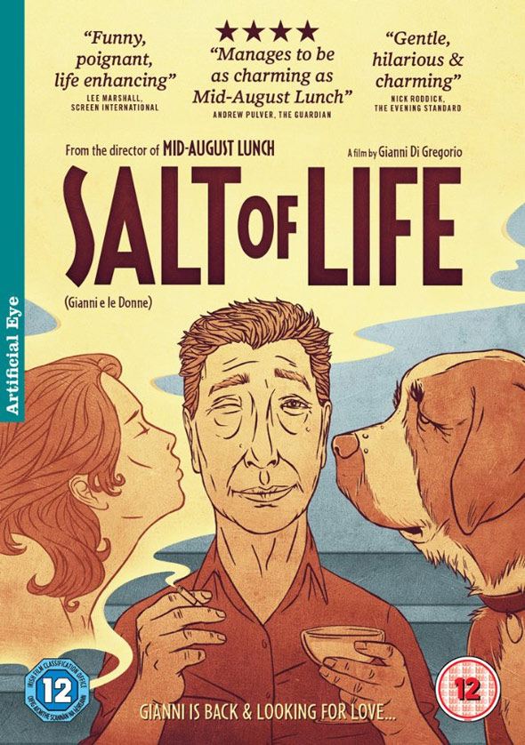 The Salt of Life Poster #1