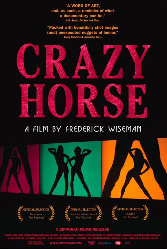 Crazy Horse Poster #1