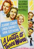 A Letter to Three Wives (1949) Poster #1 Thumbnail