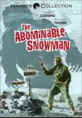 The Abominable Snowman of the Himalayas (1957) Poster #1 Thumbnail