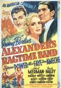 Alexander's Ragtime Band (1938) Poster #1 Thumbnail