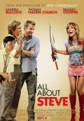 All About Steve (2009) Poster #1 Thumbnail