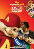 Alvin and the Chipmunks: The Squeakquel (2009) Poster #17 Thumbnail