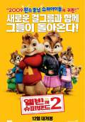 Alvin and the Chipmunks: The Squeakquel (2009) Poster #6 Thumbnail