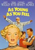 As Young as You Feel (1951) Poster #1 Thumbnail