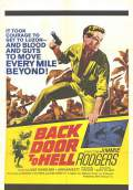 Back Door to Hell (1964) Poster #1 Thumbnail