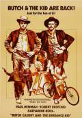 Butch Cassidy and the Sundance Kid (1969) Poster #2 Thumbnail