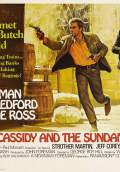Butch Cassidy and the Sundance Kid (1969) Poster #5 Thumbnail