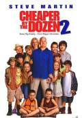 Cheaper by the Dozen 2 (2005) Poster #3 Thumbnail