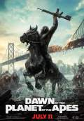Dawn of the Planet of the Apes (2014) Poster #5 Thumbnail