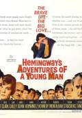 Hemingway's Adventures of a Young Man (1962) Poster #1 Thumbnail