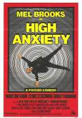 High Anxiety (1977) Poster #1 Thumbnail