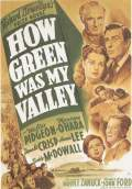 How Green Was My Valley (1941) Poster #1 Thumbnail