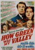 How Green Was My Valley (1941) Poster #4 Thumbnail