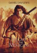 The Last of the Mohicans (1992) Poster #1 Thumbnail