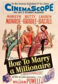 How to Marry a Millionaire (1953) Poster #1 Thumbnail