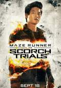 Maze Runner: The Scorch Trials (2015) Poster #3 Thumbnail
