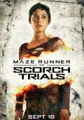 Maze Runner: The Scorch Trials (2015) Poster #5 Thumbnail