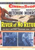 River of No Return (1954) Poster #2 Thumbnail