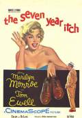 The Seven Year Itch (1955) Poster #1 Thumbnail