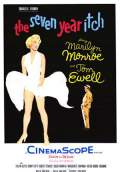The Seven Year Itch (1955) Poster #2 Thumbnail