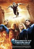 Fantastic Four: Rise of the Silver Surfer (2007) Poster #9 Thumbnail