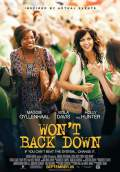 Won't Back Down (2012) Poster #1 Thumbnail