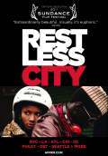 Restless City (2012) Poster #1 Thumbnail