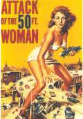 Attack of the 50 Foot Woman (1958) Poster #1 Thumbnail