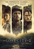 The Lost City of Z (2017) Poster #4 Thumbnail