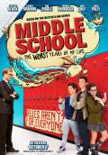 Middle School: The Worst Years of My Life (2016) Poster #2 Thumbnail